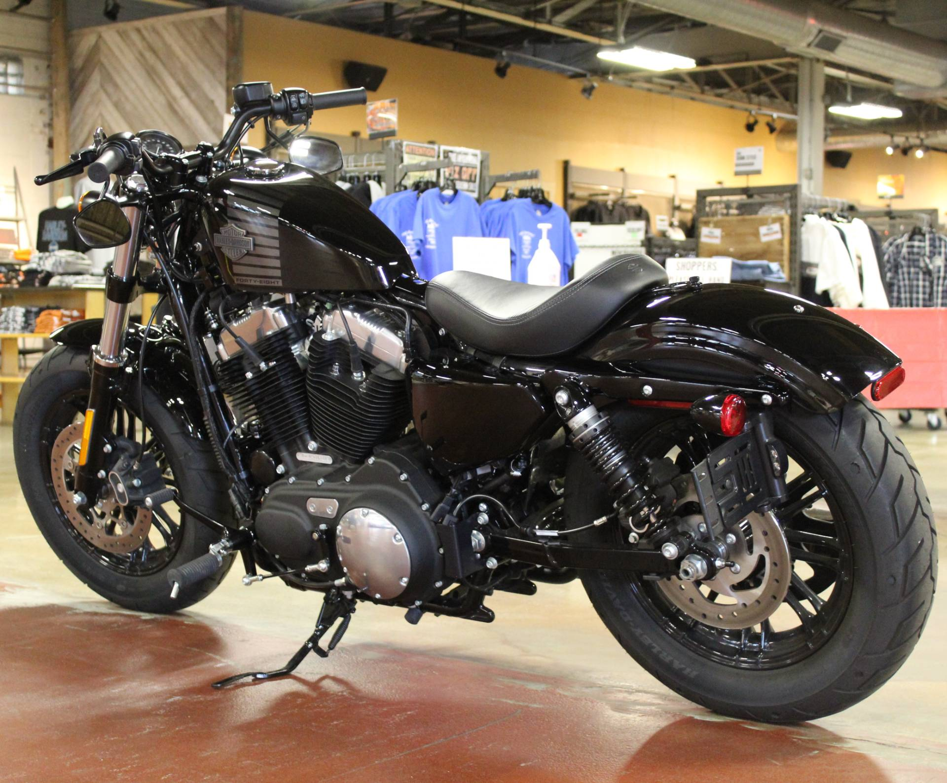 2018 Harley-Davidson Forty-Eight® in New London, Connecticut - Photo 6