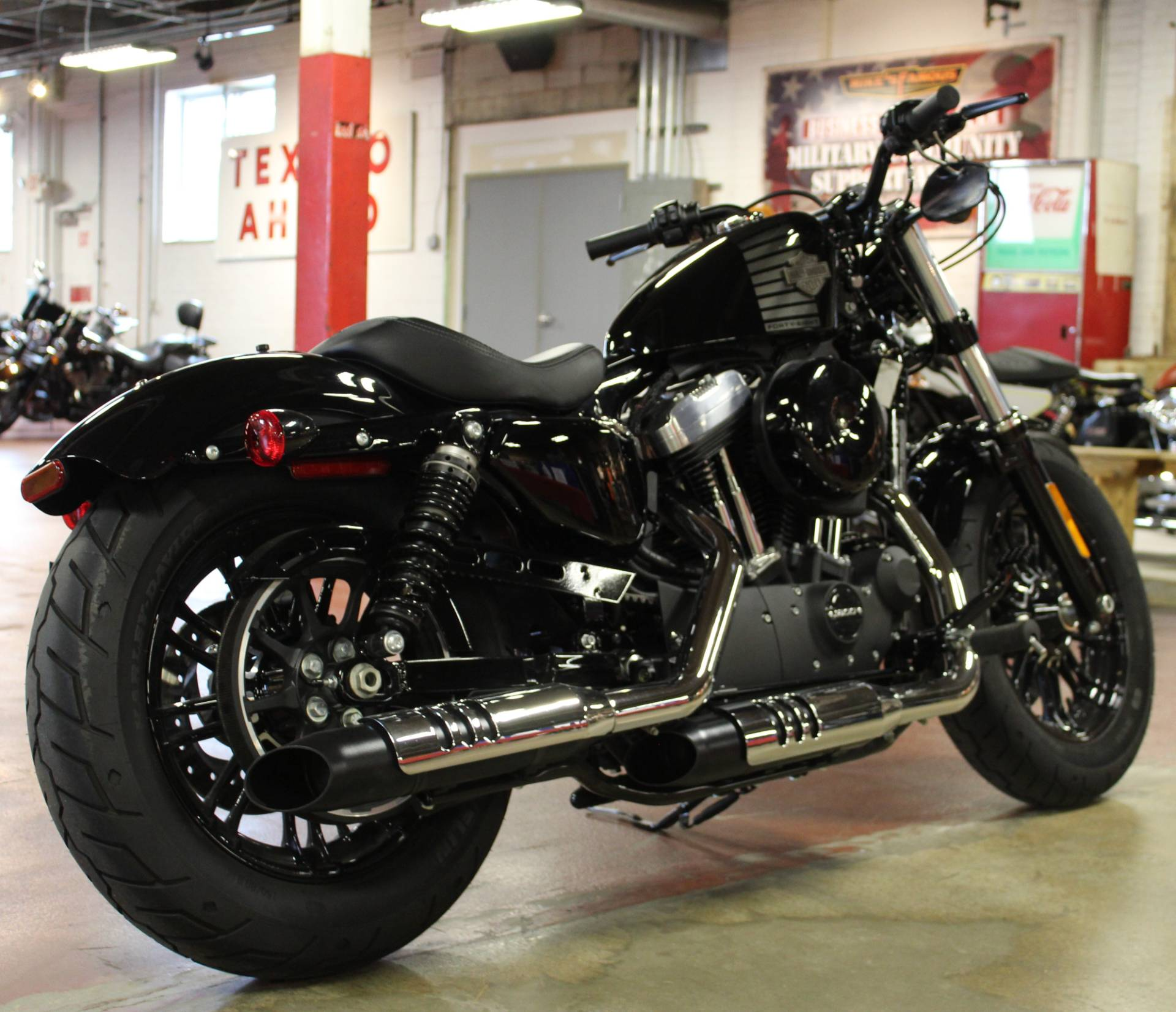 2018 Harley-Davidson Forty-Eight® in New London, Connecticut - Photo 8