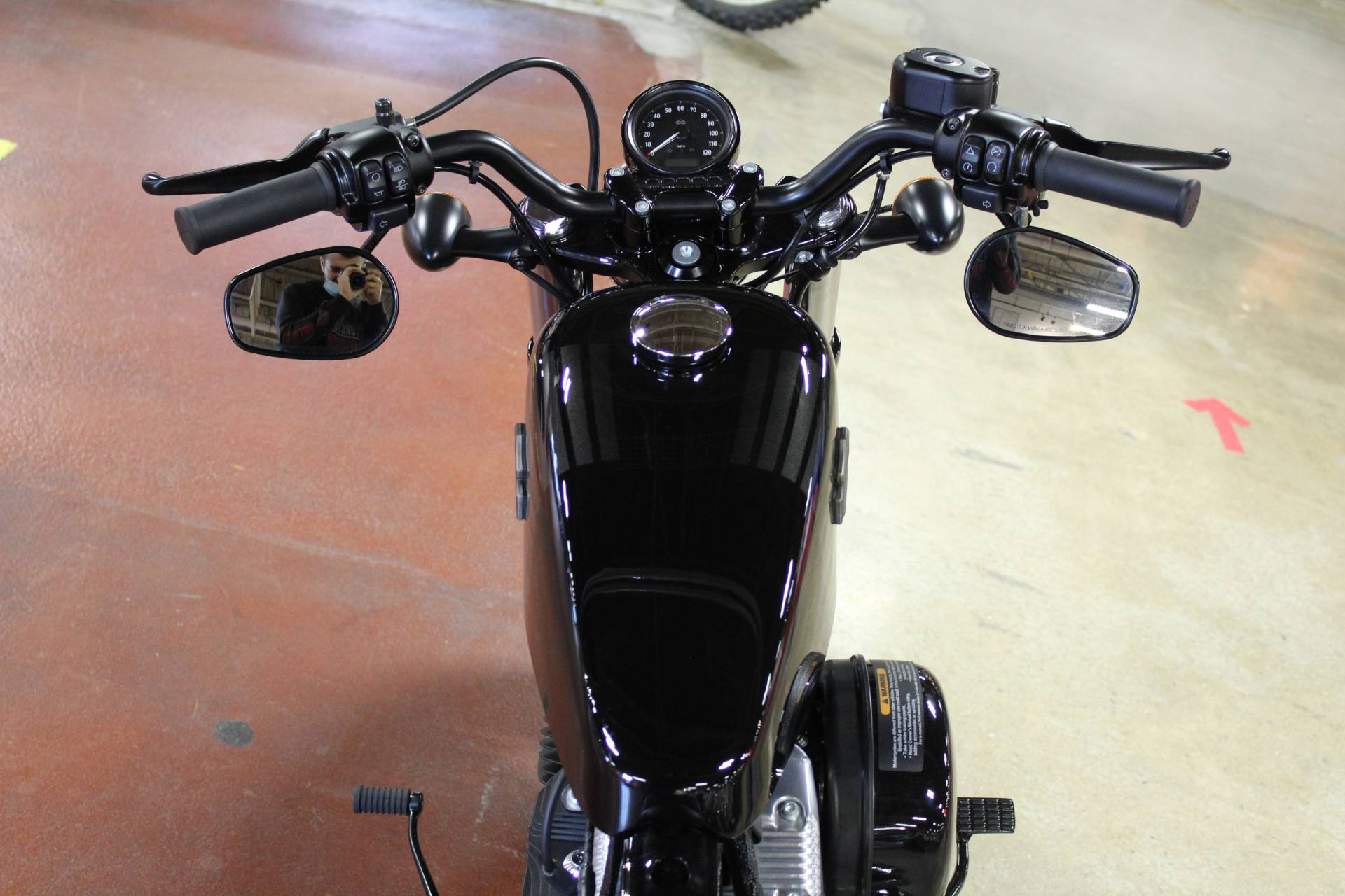 2018 Harley-Davidson Forty-Eight® in New London, Connecticut - Photo 10