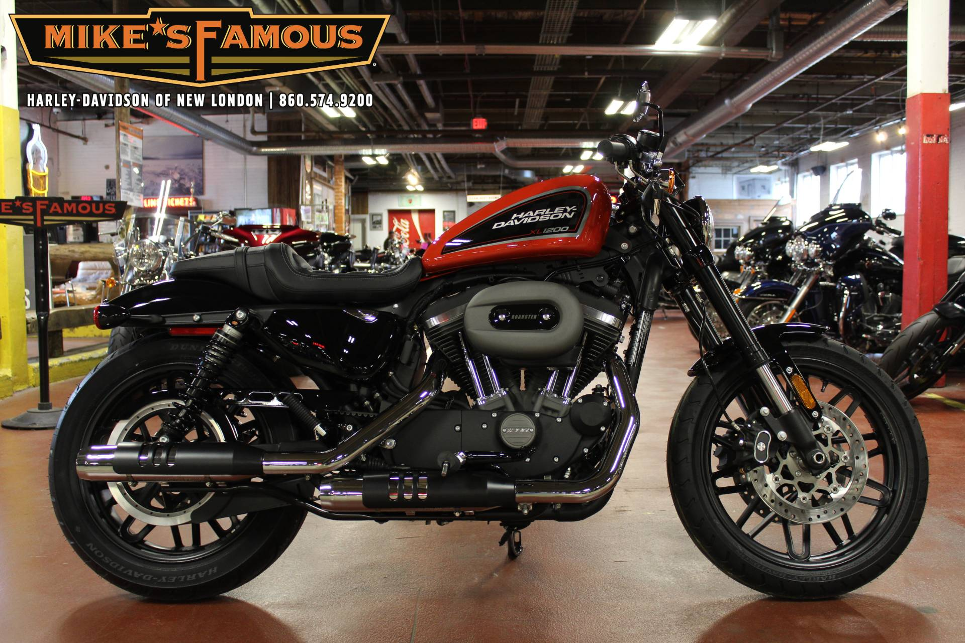 2020 Harley-Davidson Roadster™ in New London, Connecticut - Photo 1