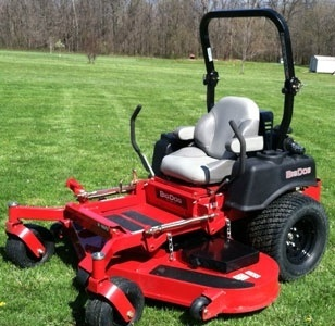 "2015 CARSWELL BIG DOG MOWER DIABLO KAW 52"" in Livingston, Texas"