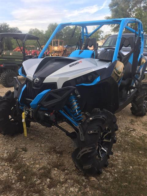 2017 Can-Am Maverick X mr in Livingston, Texas