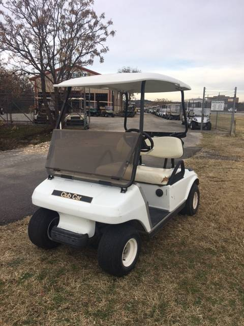 1996 Club Car DS in Kerrville, Texas