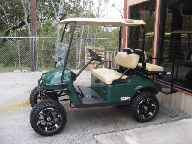 2014 E-Z-Go Freedom TXT Electric in Kerrville, Texas