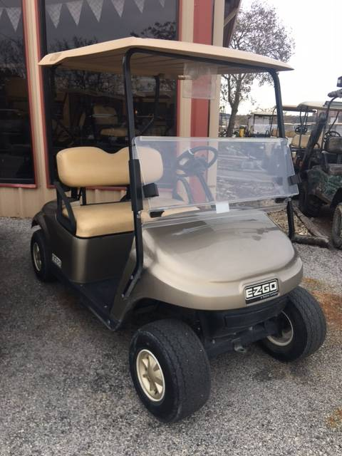 2015 E-Z-Go TXT Electric in Kerrville, Texas