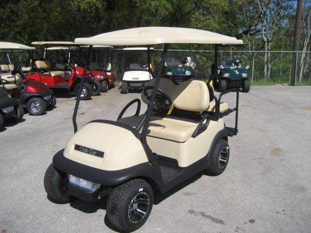 2018 Club Car Precedent i2 Electric in Kerrville, Texas