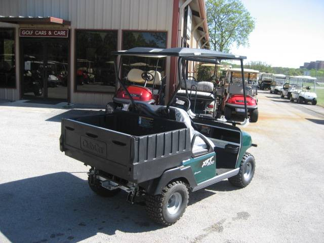 2018 Club Car XRT 800 Gasoline in Kerrville, Texas