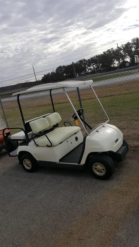 2001 Yamaha YAMAHA 48 VOLT ELECTRIC in Kerrville, Texas