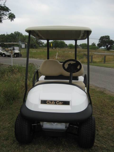 2017 Club Car PRECDENT in Kerrville, Texas