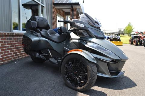 2018 Can-Am Spyder RT Limited in Grantville, Pennsylvania