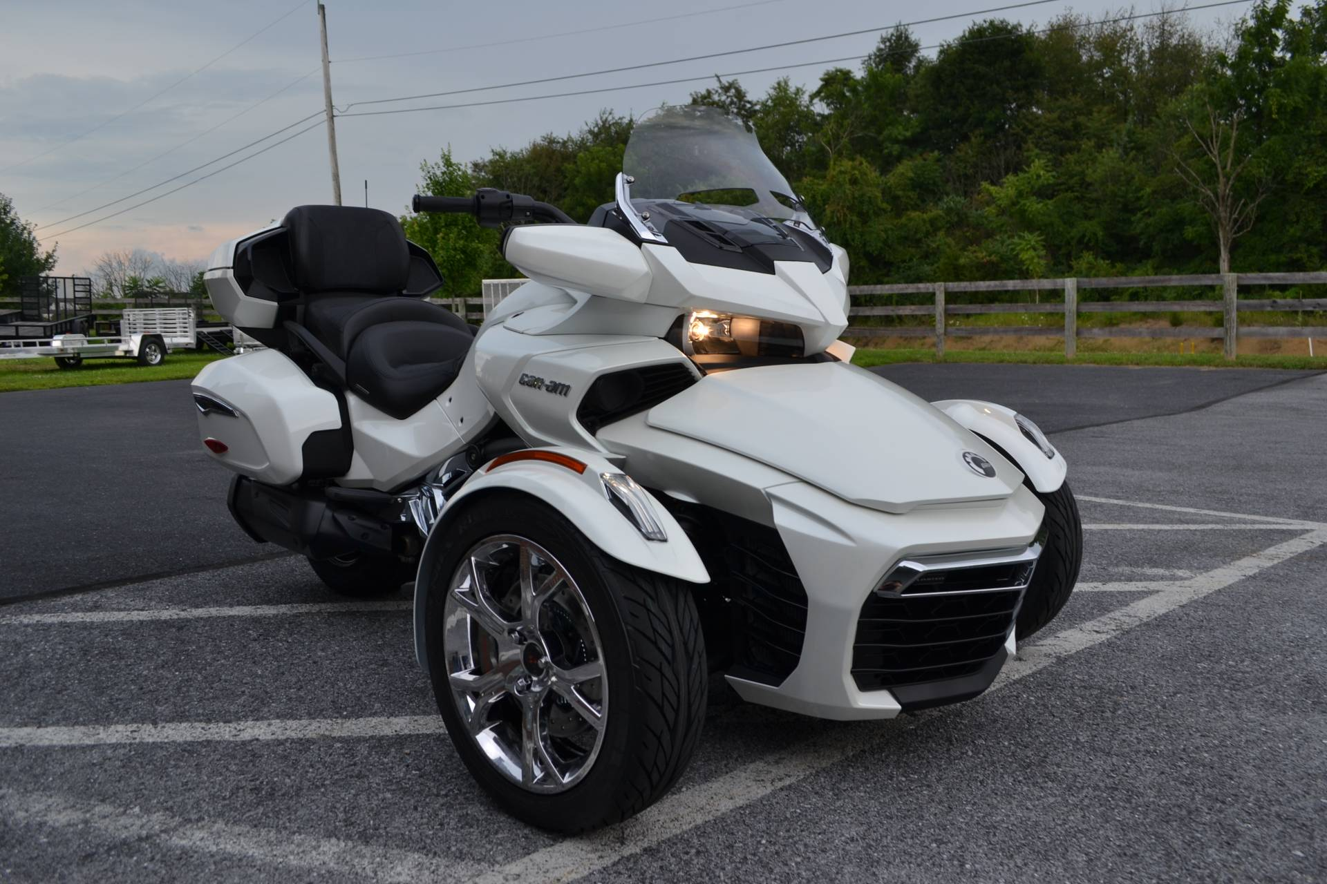 2019 Can-Am Spyder F3 Limited in Grantville, Pennsylvania - Photo 1