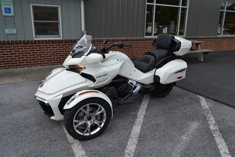 2019 Can-Am Spyder F3 Limited in Grantville, Pennsylvania - Photo 2