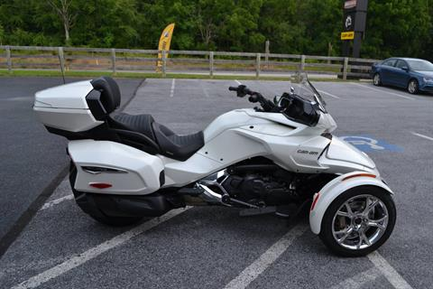 2019 Can-Am Spyder F3 Limited in Grantville, Pennsylvania - Photo 8
