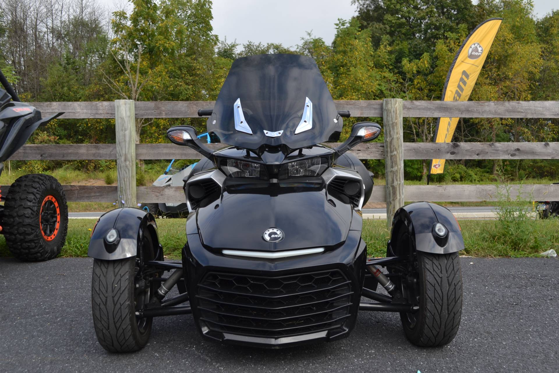 2015 Can-Am Spyder® F3 SE6 in Grantville, Pennsylvania - Photo 1