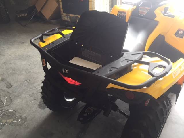 2017 Can-Am Outlander DPS 570 in Grantville, Pennsylvania