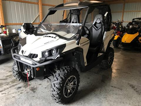 2013 Can-Am Commander™ Limited 1000 in Grantville, Pennsylvania