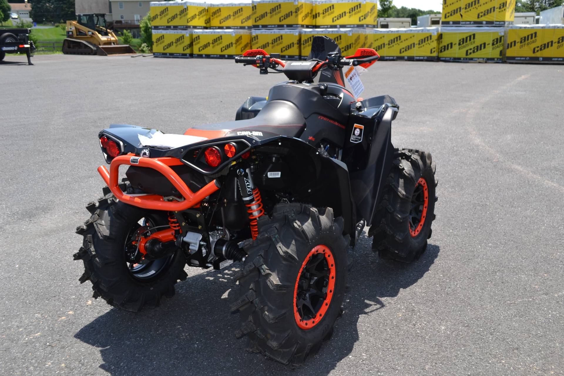 2018 Can-Am Renegade X MR 1000R in Grantville, Pennsylvania