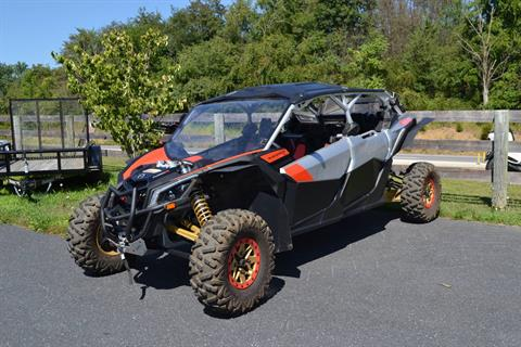 2019 Can-Am Maverick X3 Max X rs Turbo R in Grantville, Pennsylvania - Photo 7