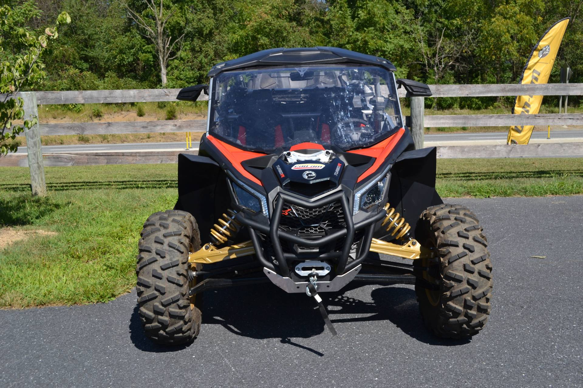 2019 Can-Am Maverick X3 Max X rs Turbo R in Grantville, Pennsylvania - Photo 8