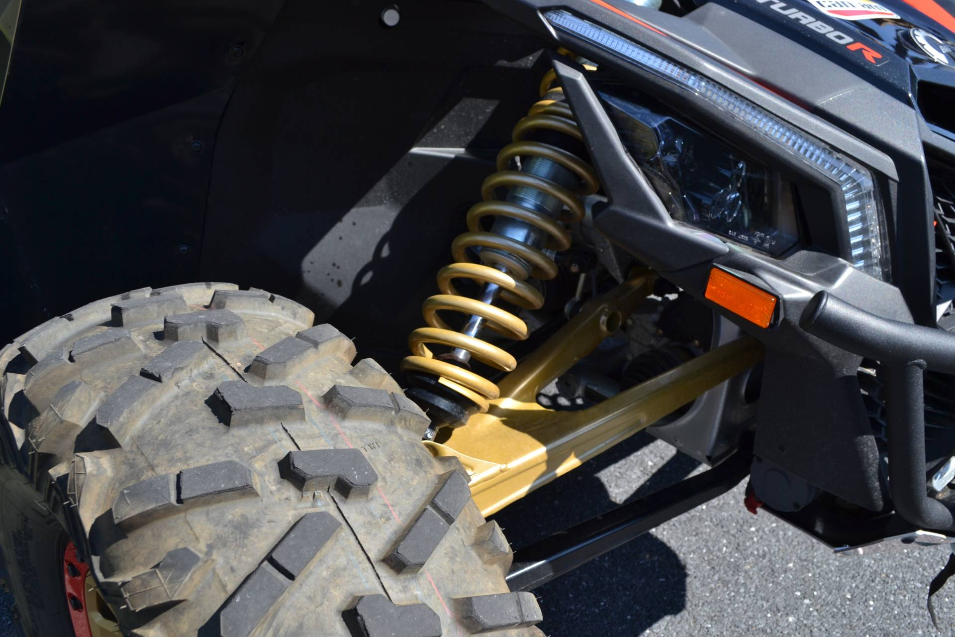 2019 Can-Am Maverick X3 Max X rs Turbo R in Grantville, Pennsylvania - Photo 15