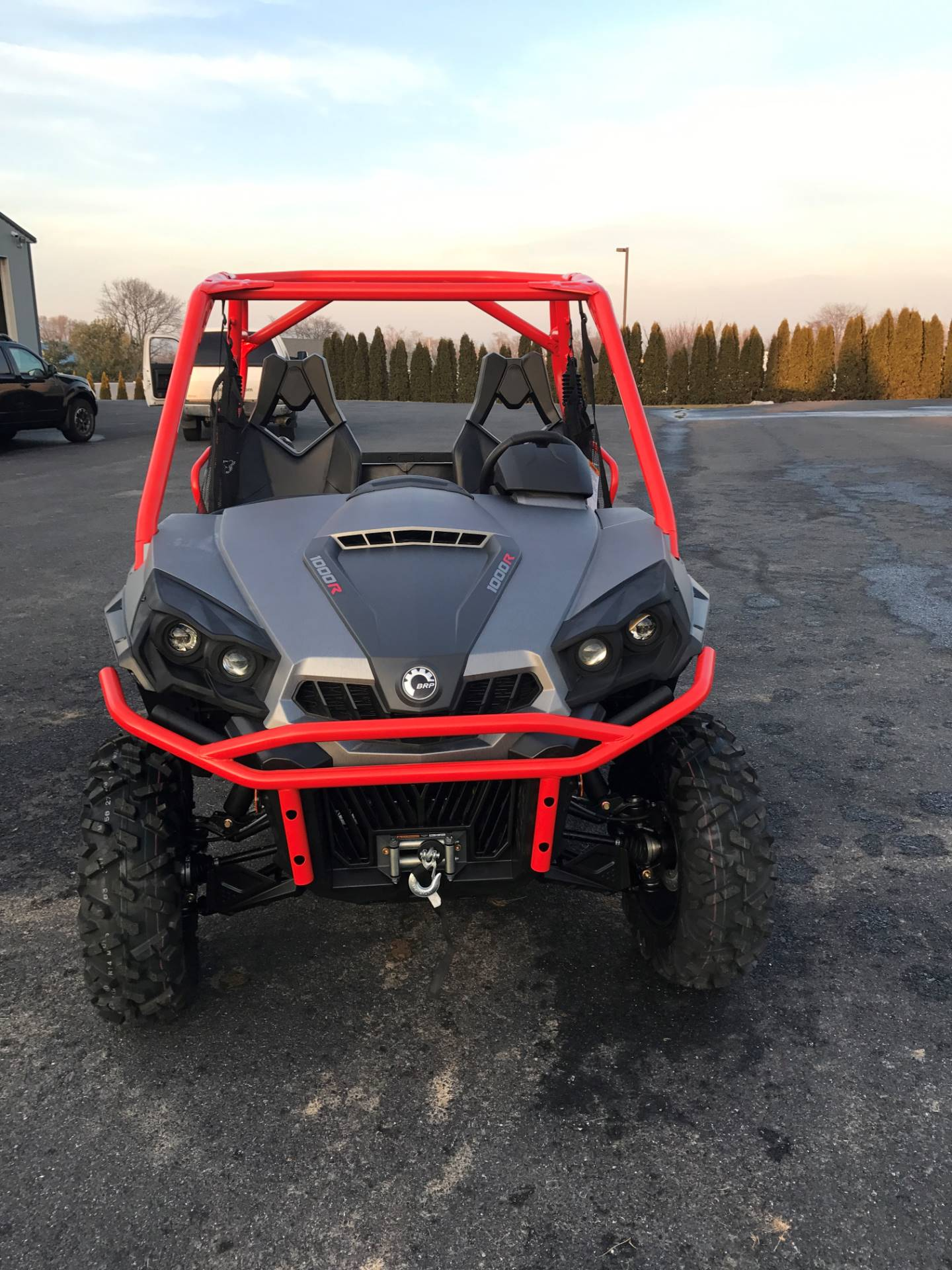 2018 Can-Am Commander XT 1000R in Grantville, Pennsylvania