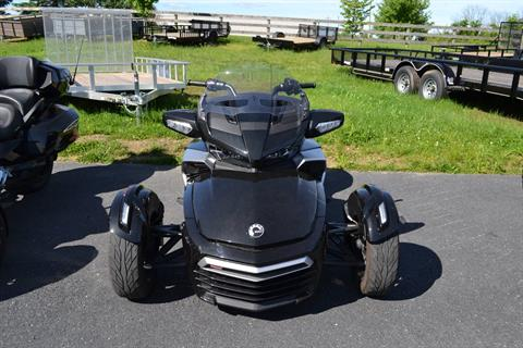 2016 Can-Am Spyder F3-T SE6 w/ Audio System in Grantville, Pennsylvania - Photo 5