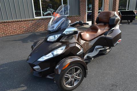 2012 Can-Am Spyder® RT Limited in Grantville, Pennsylvania - Photo 1