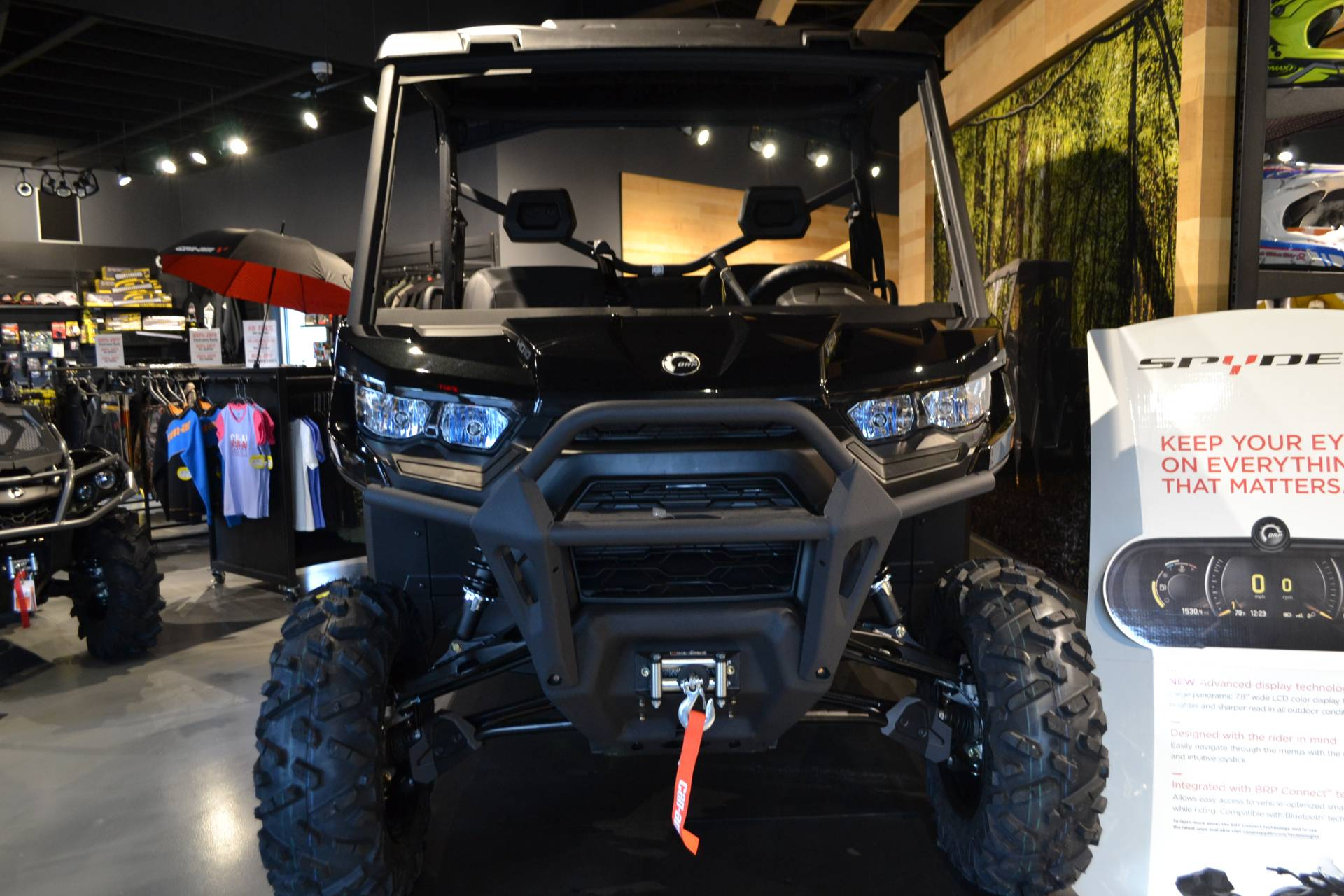 2020 Can-Am Defender Pro XT HD10 in Grantville, Pennsylvania - Photo 2