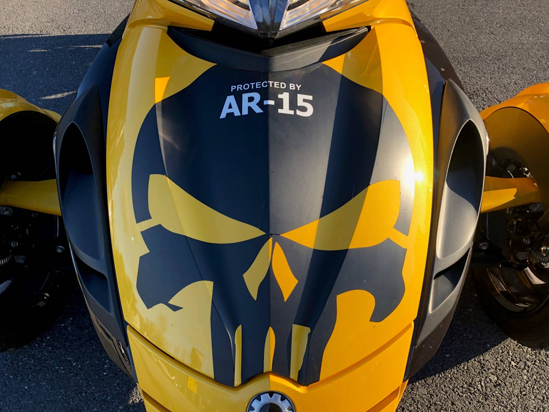2013 Can-Am Spyder® ST-S SE5 in Grantville, Pennsylvania - Photo 3