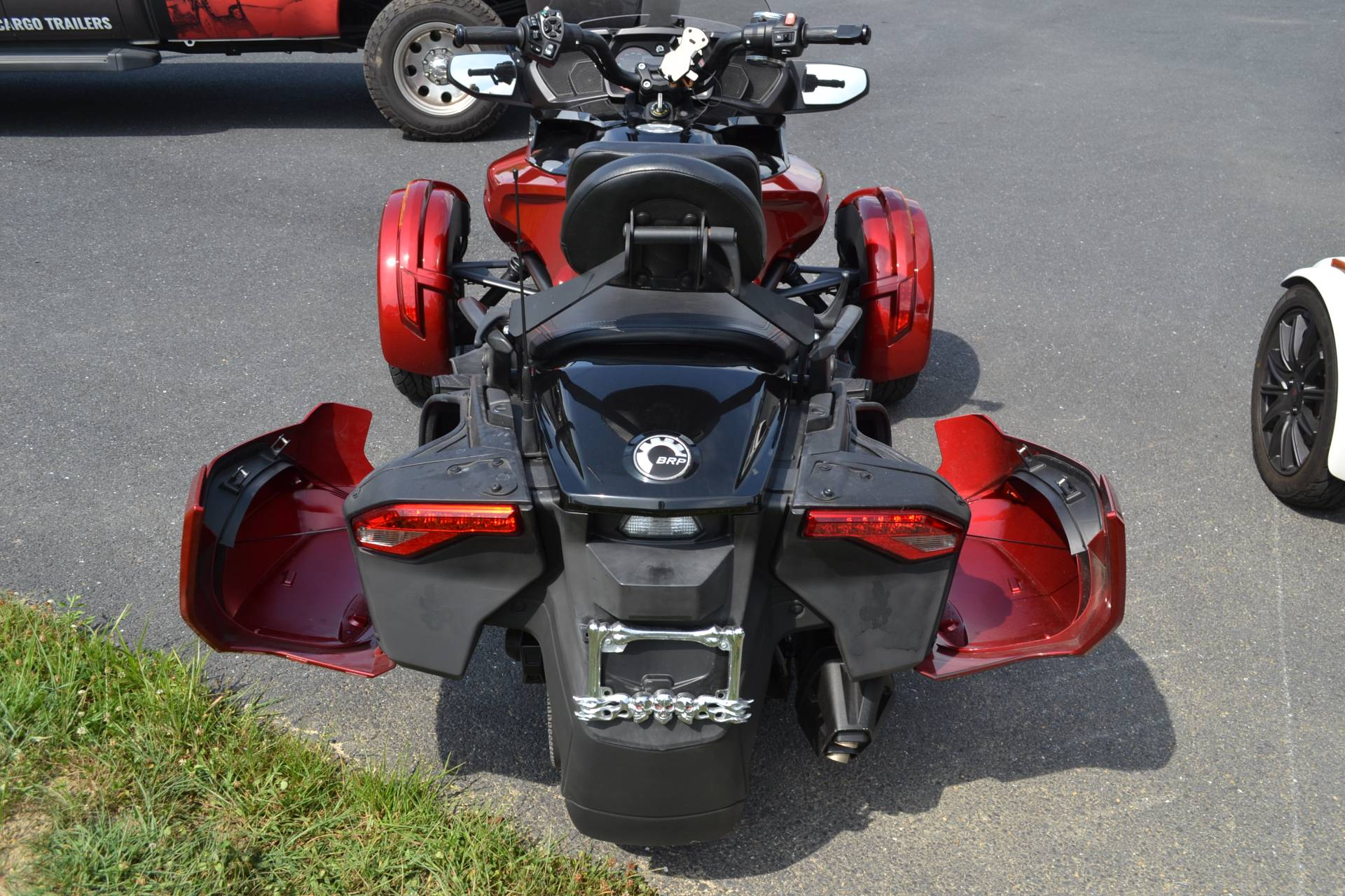2016 Can-Am Spyder F3-T SE6 w/ Audio System in Grantville, Pennsylvania - Photo 26
