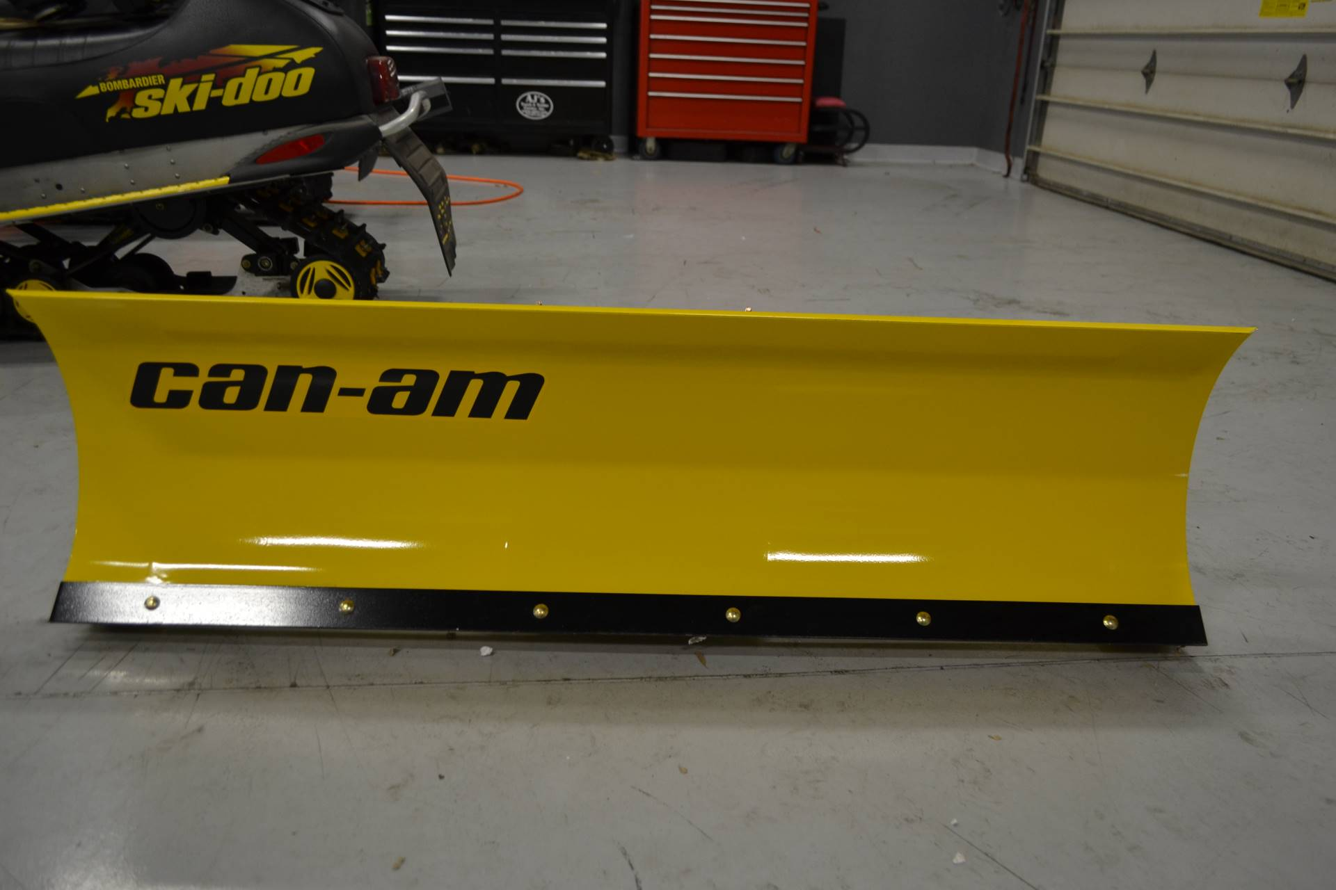 "2018 Can-Am 54"" Alpine Super Duty ATV Plow Assembly in Grantville, Pennsylvania"