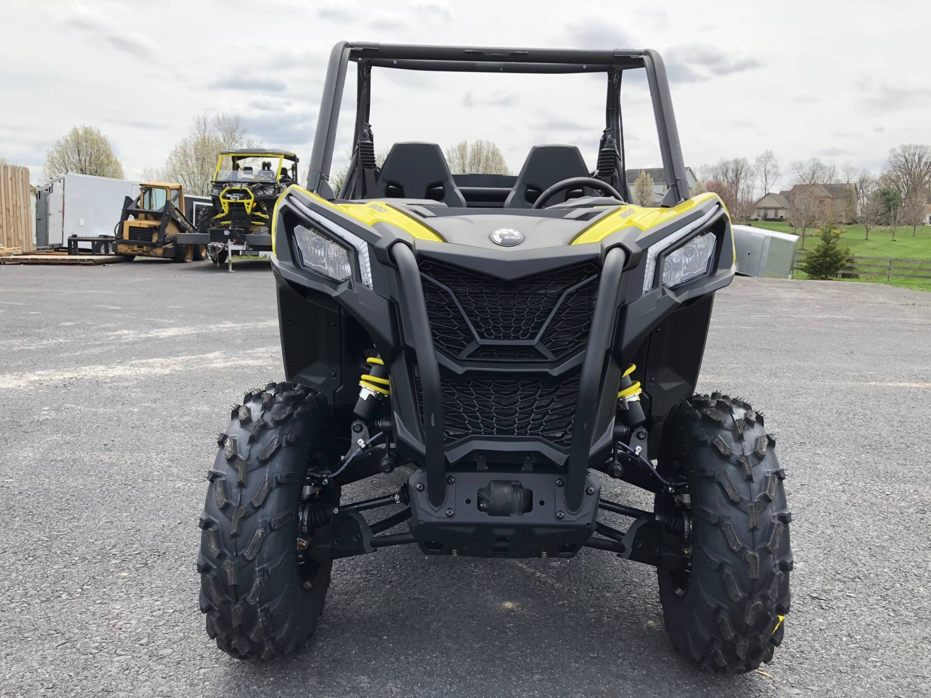 2018 Can-Am Maverick Trail 800 DPS in Grantville, Pennsylvania