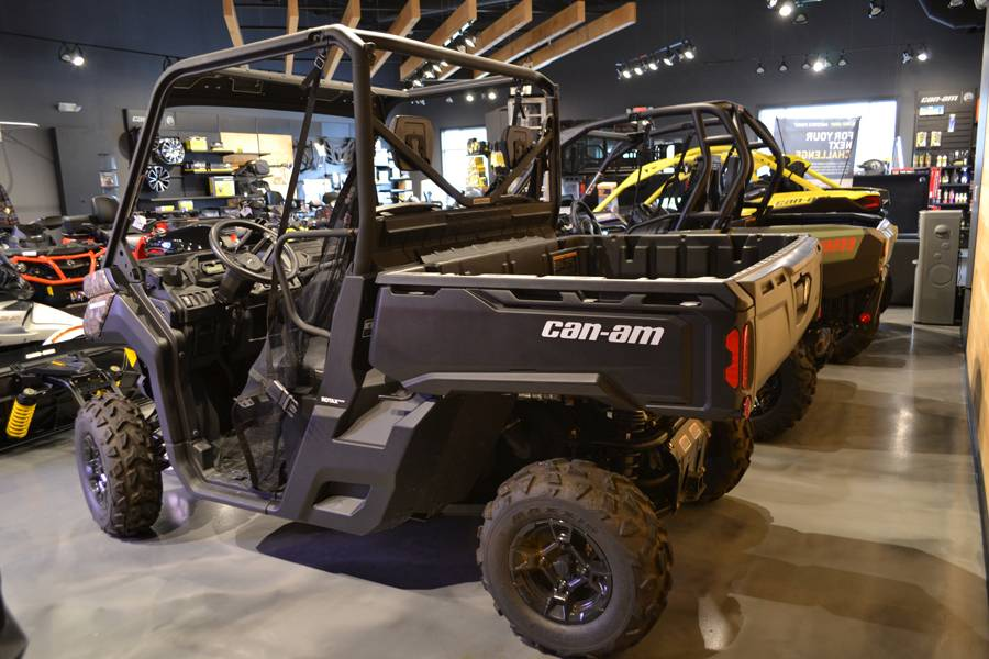 2019 Can-Am Defender DPS HD5 in Grantville, Pennsylvania - Photo 13