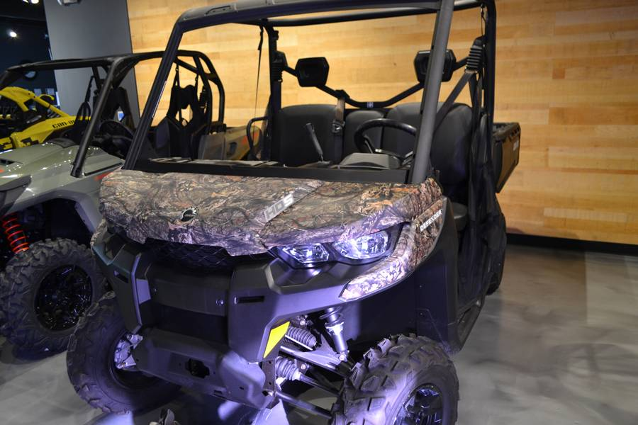 2019 Can-Am Defender DPS HD5 in Grantville, Pennsylvania - Photo 19