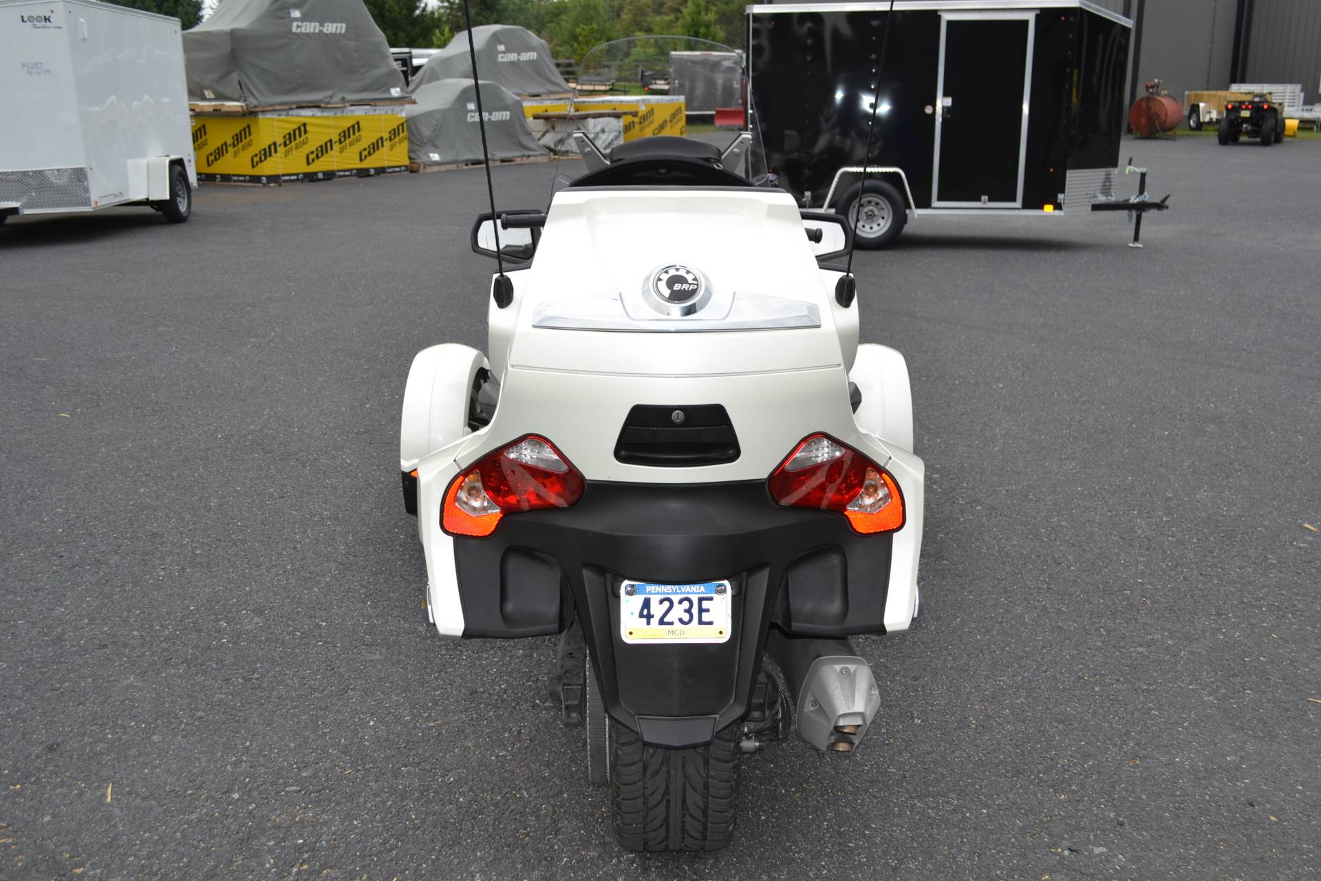 2011 Can-Am Spyder® RT Limited in Grantville, Pennsylvania - Photo 7
