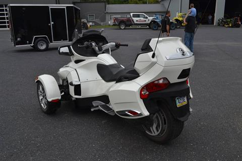2011 Can-Am Spyder® RT Limited in Grantville, Pennsylvania - Photo 8