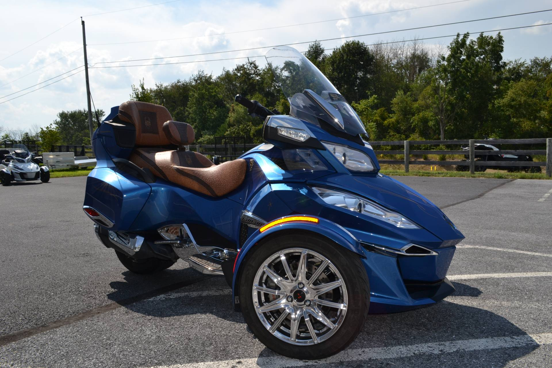 2018 Can-Am Spyder RT Limited in Grantville, Pennsylvania - Photo 1
