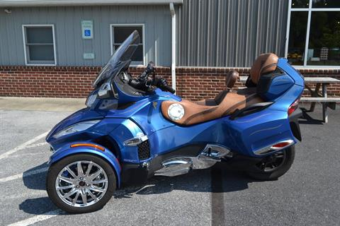 2018 Can-Am Spyder RT Limited in Grantville, Pennsylvania - Photo 9