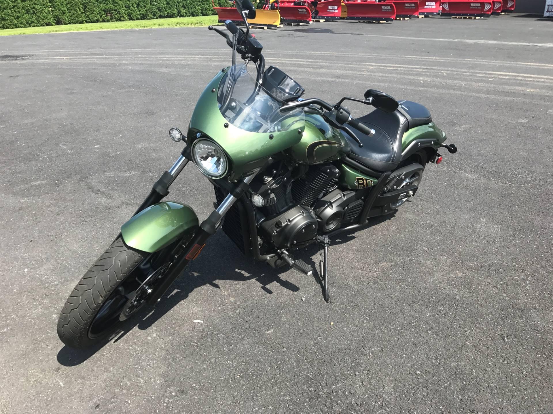 2015 Yamaha Stryker Bullet Cowl for sale 51304