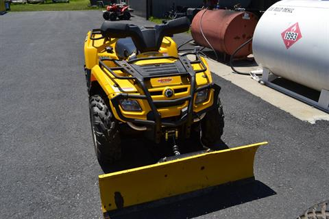 2009 Can-Am Outlander™ XT™ 400 EFI in Grantville, Pennsylvania