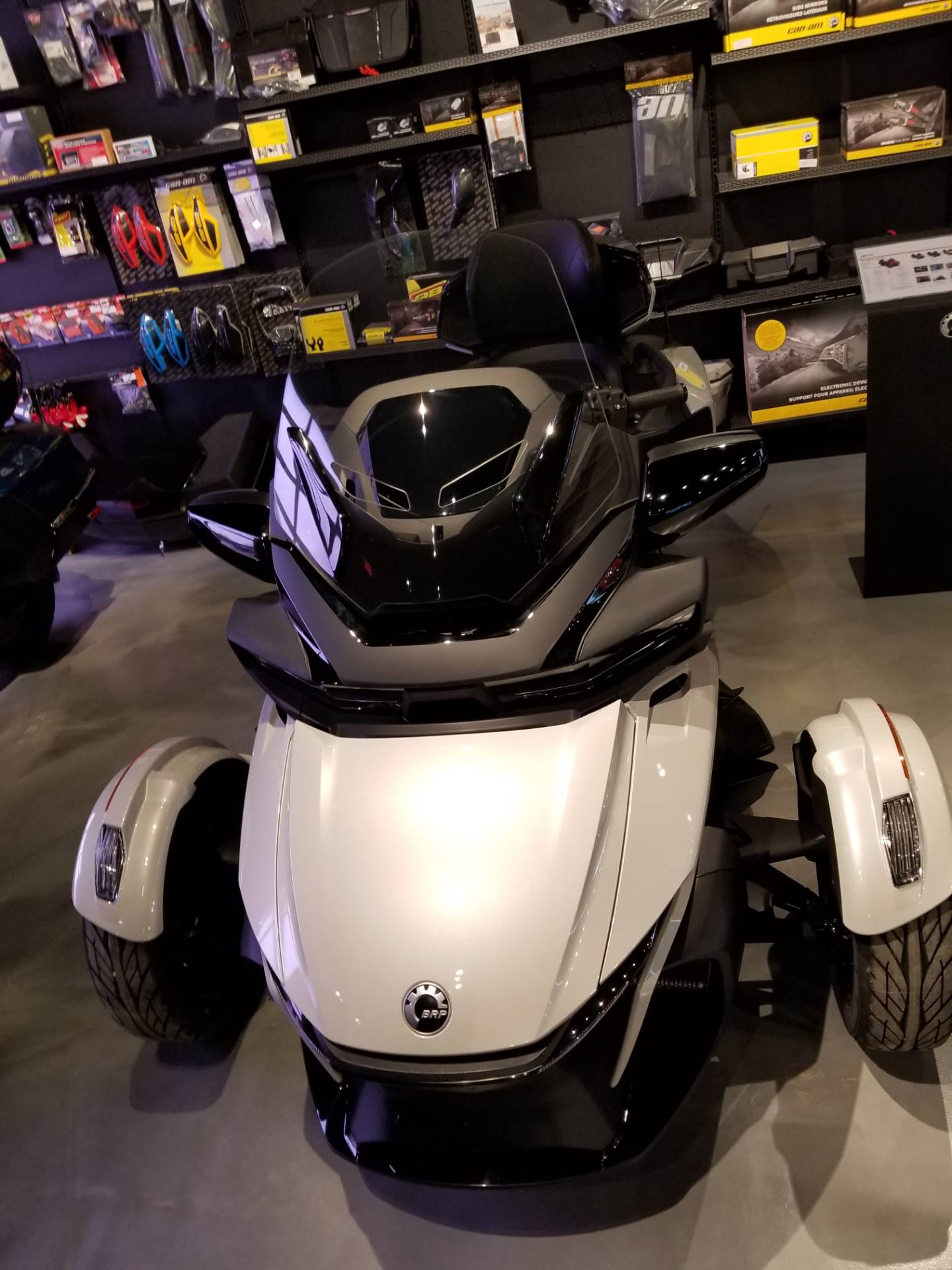 2021 Can-Am Spyder RT Limited in Grantville, Pennsylvania - Photo 3