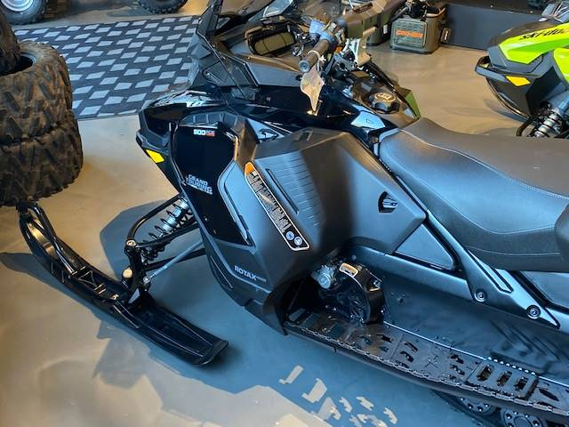 2020 Ski-Doo Grand Touring Limited 900 Ace Turbo in Grantville, Pennsylvania - Photo 9