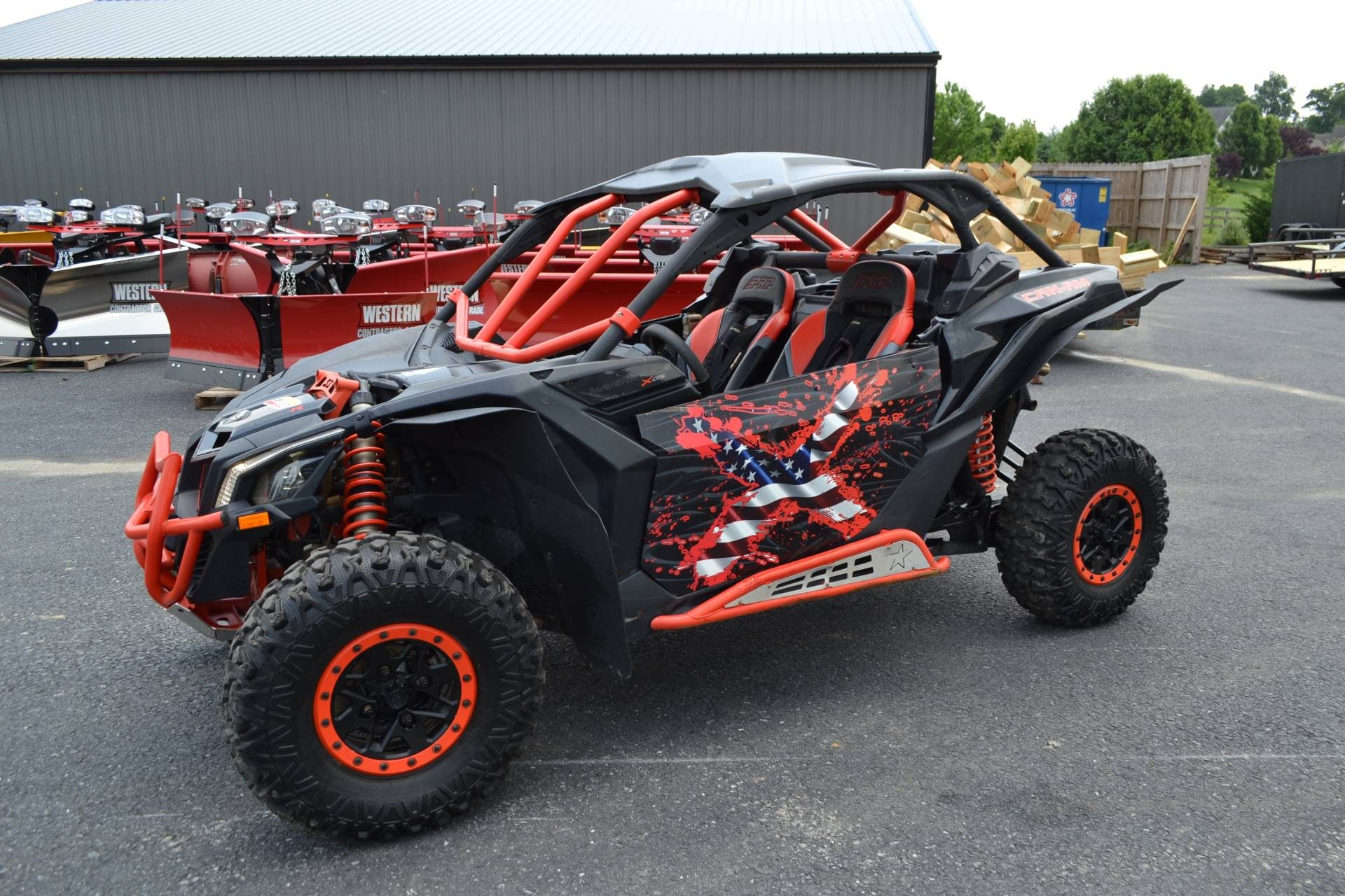 2017 Can-Am Maverick X3 X ds Turbo R in Grantville, Pennsylvania - Photo 1