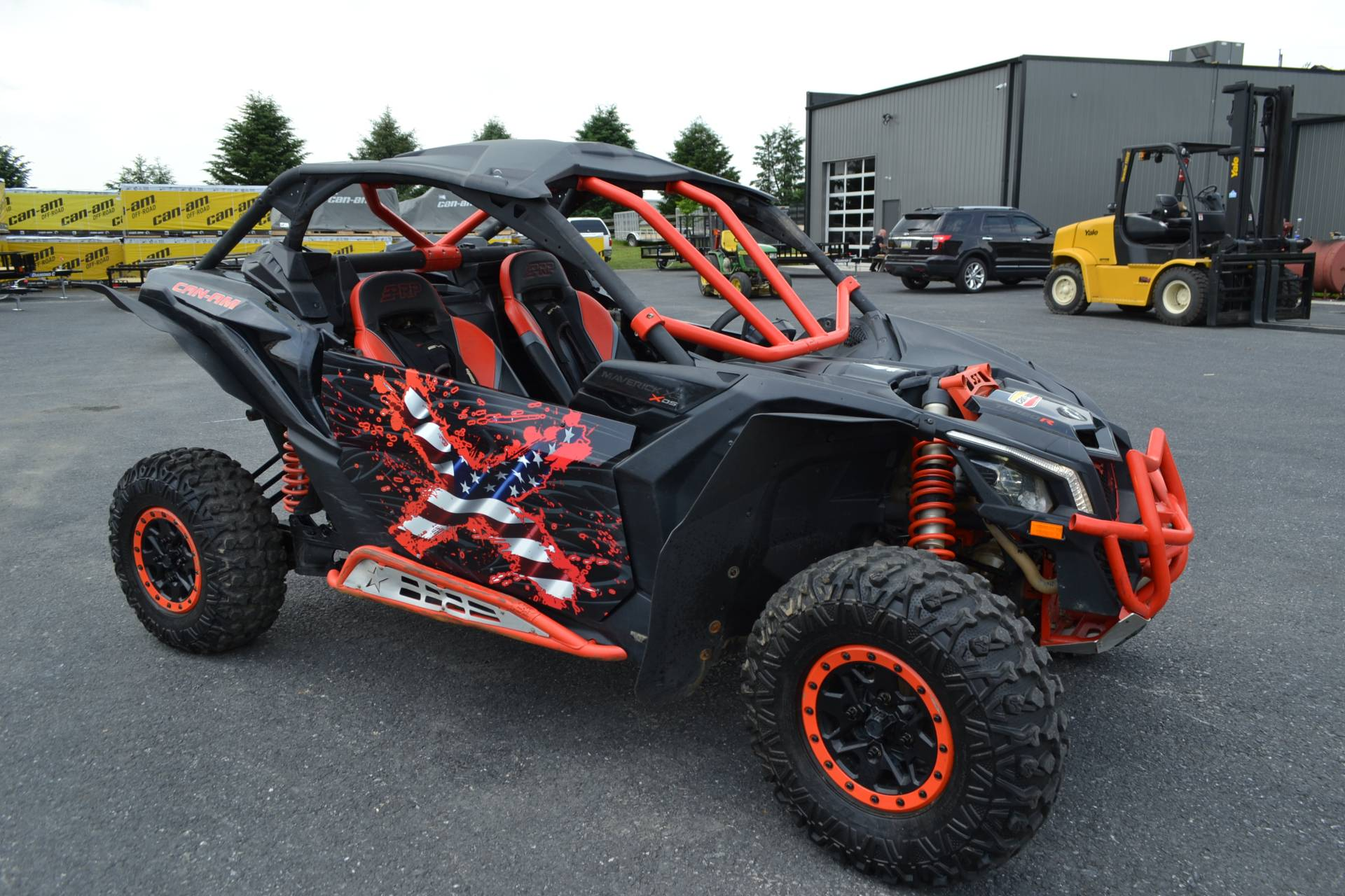 2017 Can-Am™ Maverick X3 X ds Turbo R 5
