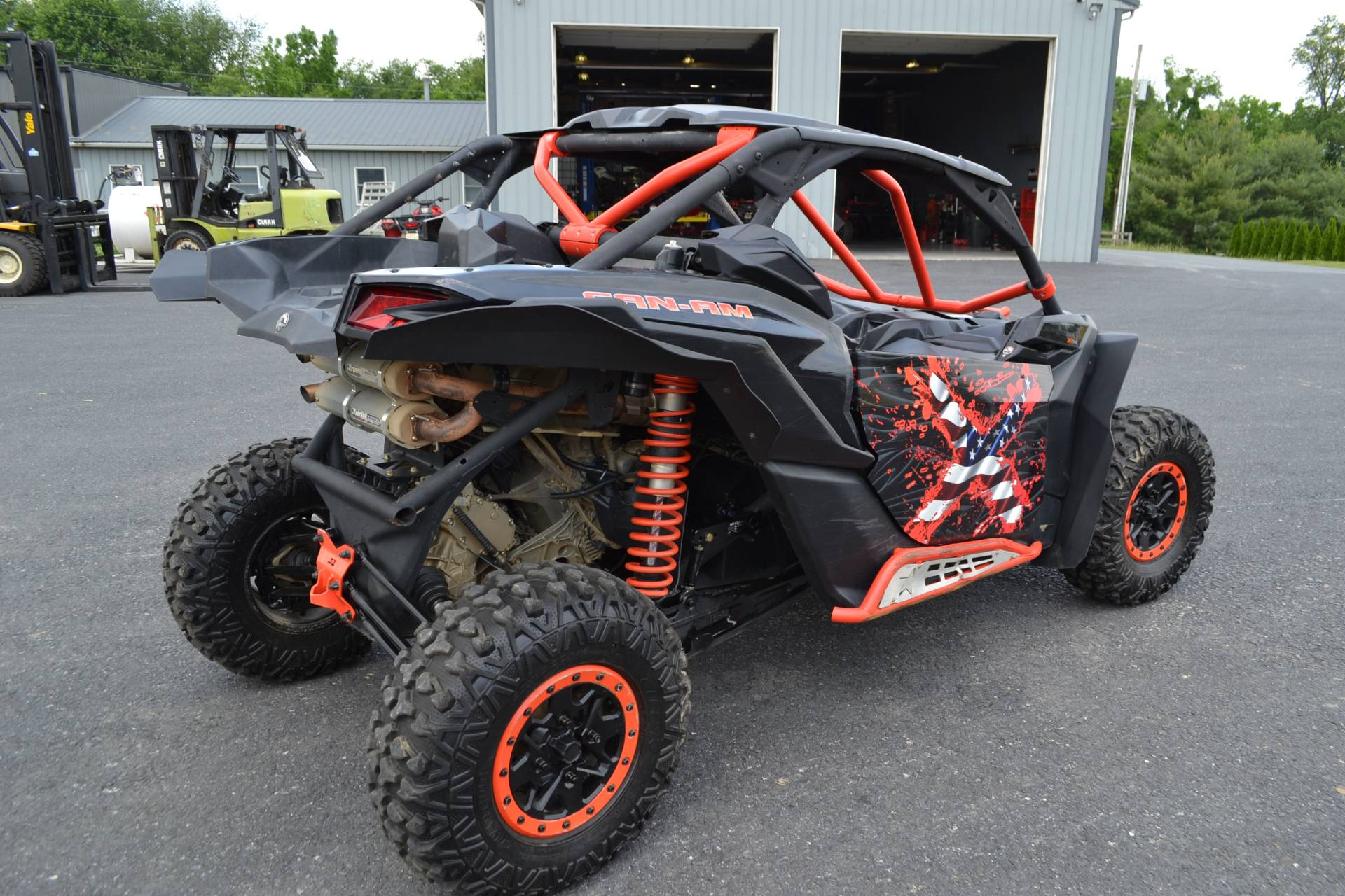 2017 Can-Am Maverick X3 X ds Turbo R in Grantville, Pennsylvania - Photo 6