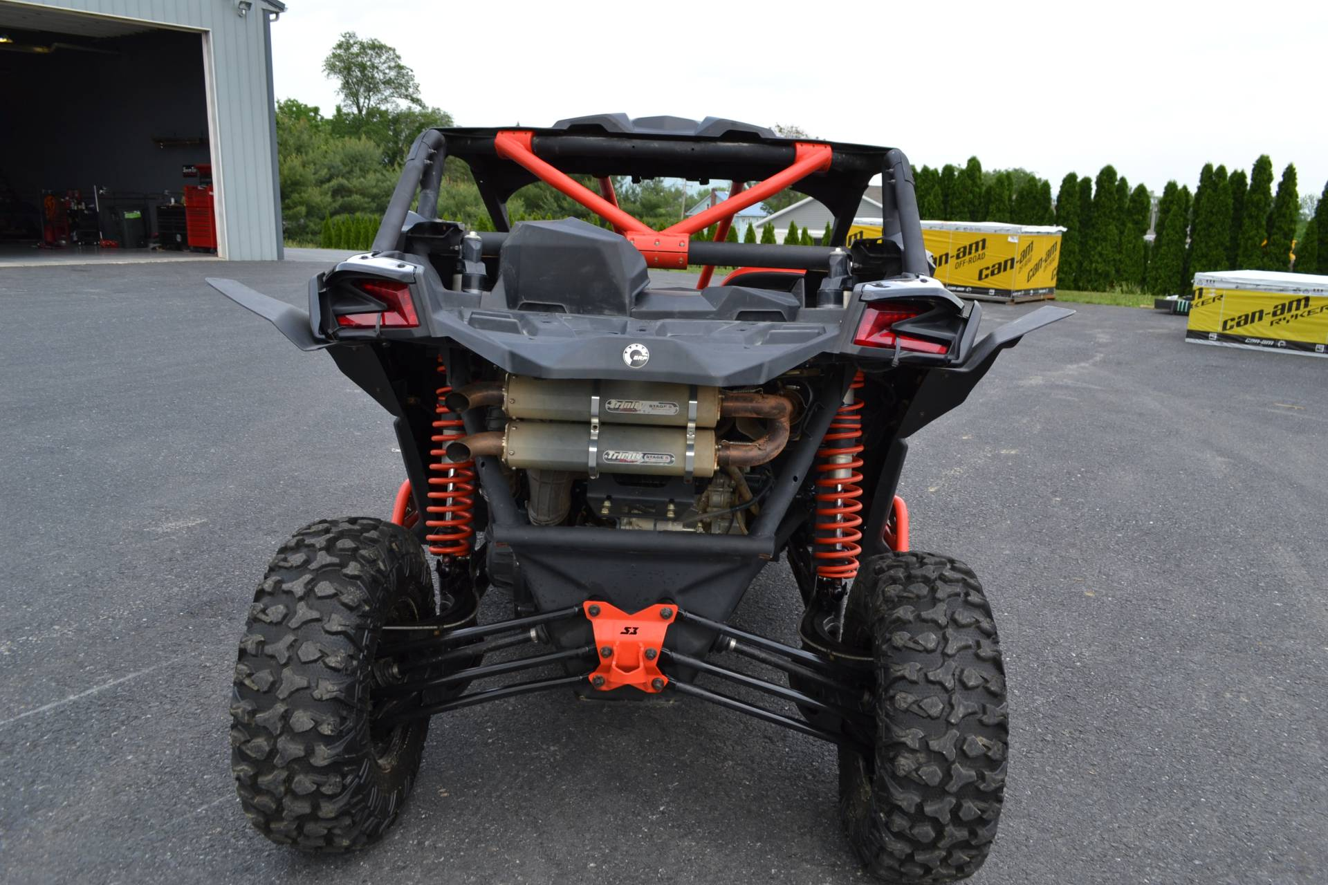 2017 Can-Am Maverick X3 X ds Turbo R in Grantville, Pennsylvania - Photo 7