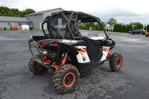 2014 Can-Am Maverick™ X® rs DPS™ 1000R in Grantville, Pennsylvania