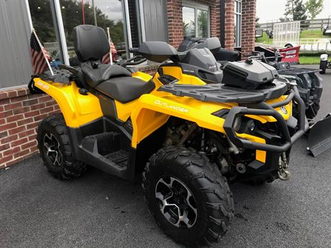 2015 Can-Am Outlander™ MAX XT™ 500 in Grantville, Pennsylvania
