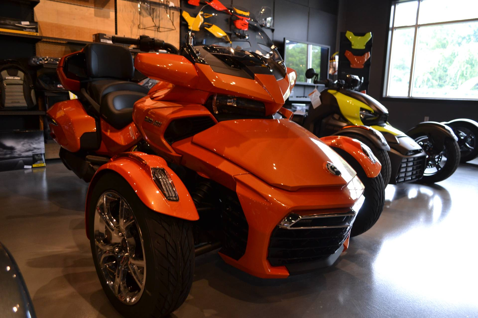 2019 Can-Am Spyder F3 Limited in Grantville, Pennsylvania - Photo 5