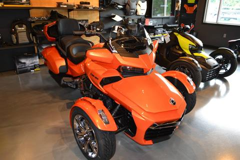 2019 Can-Am Spyder F3 Limited in Grantville, Pennsylvania - Photo 6